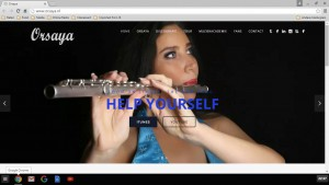 Orsaya website